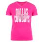 Dallas Cowboys Girls Sterling Tee