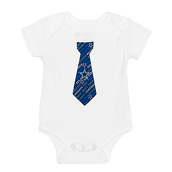 Dallas Cowboys Infant Swank Onesie