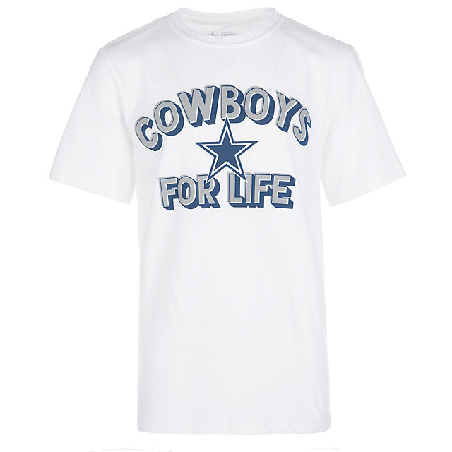 Dallas Cowboys Youth DC4L Tee