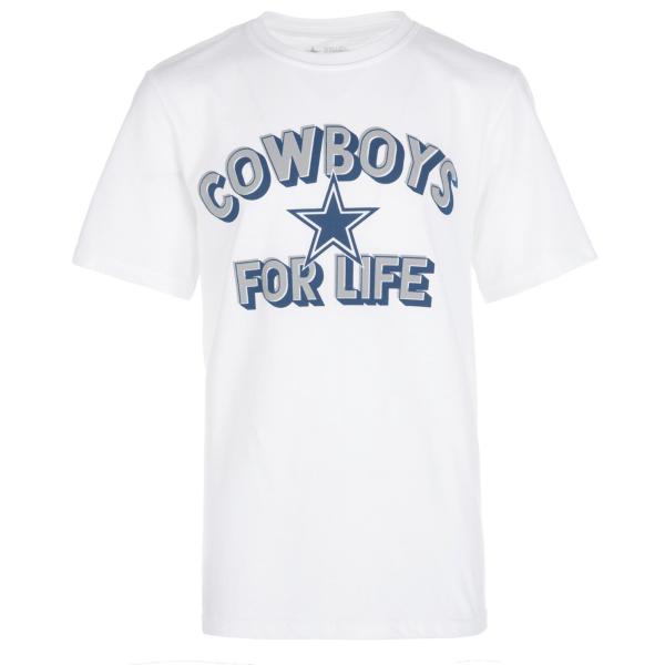 Dallas Cowboys Youth DC4L Tee