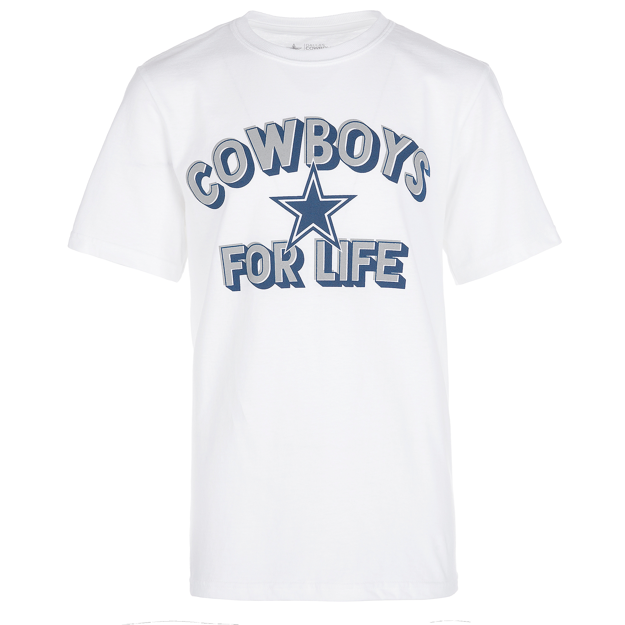 Dallas Cowboys Youth DC4L T-Shirt