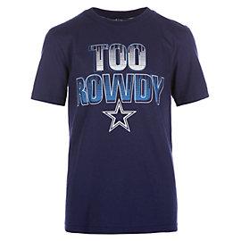 Dallas Cowboys Youth Paulie Tee
