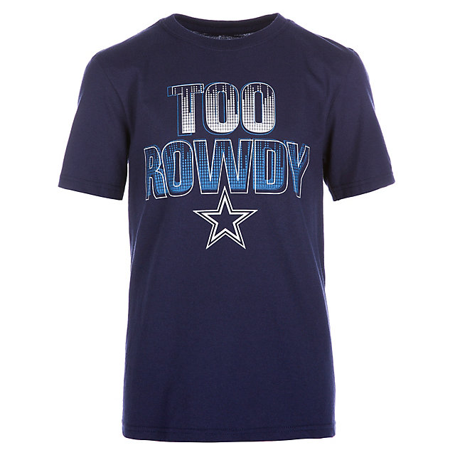 Dallas Cowboys Youth Paulie Tee