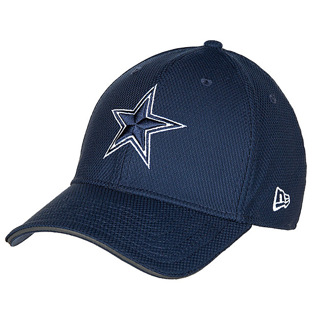 Dallas Cowboys New Era Flash Stripe 39Thirty Cap