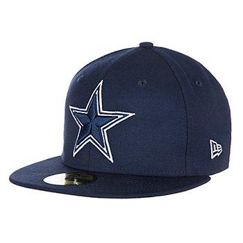 Dallas Cowboys New Era Wool Standard 2 59Fifty Cap
