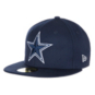 Dallas Cowboys New Era Wool Standard 2 59Fifty Cap