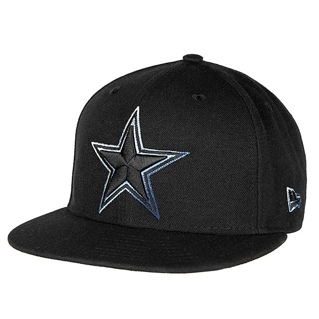 Dallas Cowboys New Era Color Dim Fitted 59Fifty Cap