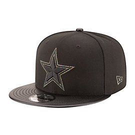 Dallas Cowboys New Era Twist Trick Snap 9Fifty Cap