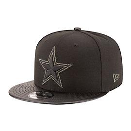 Dallas Cowboys New Era Twist Trick Snap 9Fifty Cap