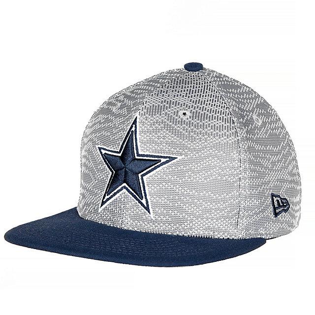 Dallas Cowboys New Era Wave Mix Snap 9Fifty Cap