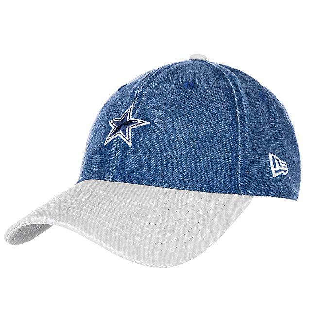 Dallas Cowboys New Era Rugged Canvas 9Twenty Cap
