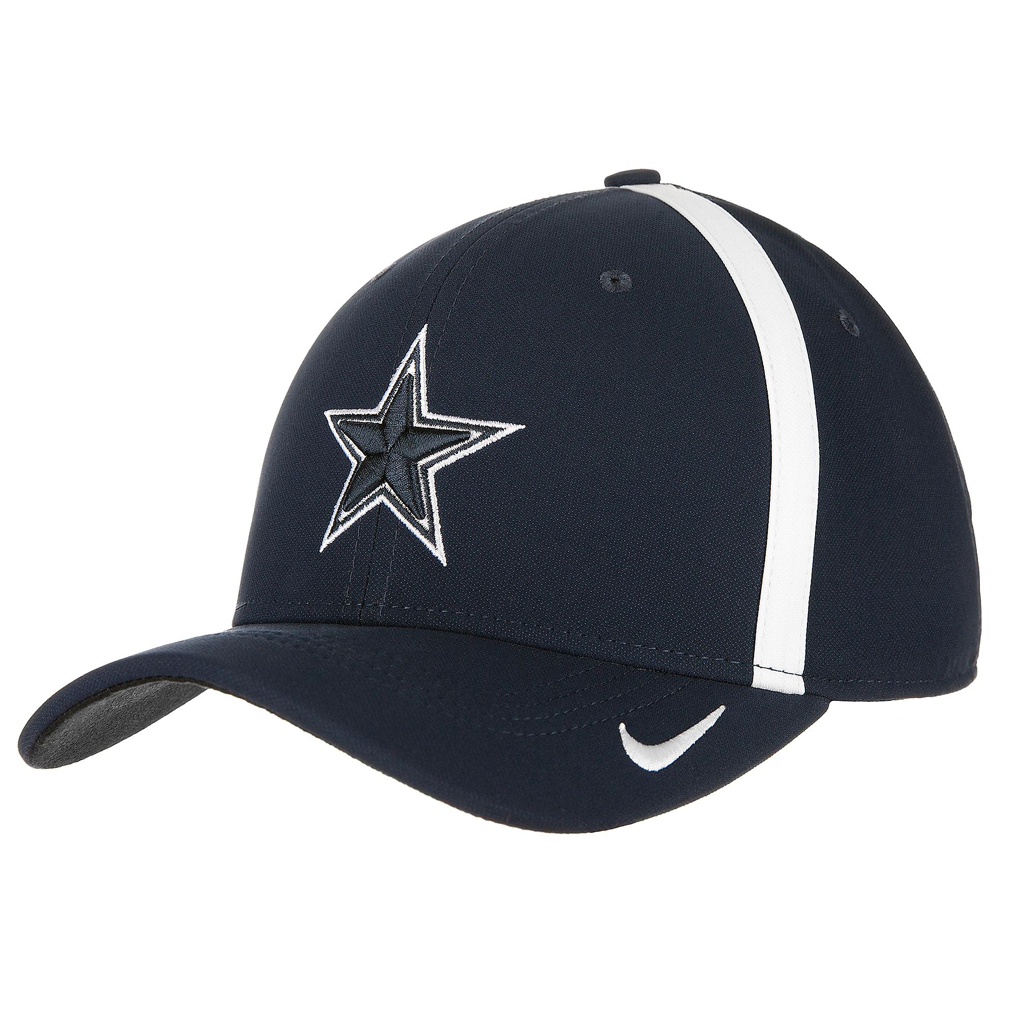 71ad85499aed7e Dallas Cowboys Nike Classic 99 Aerobill Star Swooshflex Cap | Fans ...