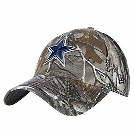 Dallas Cowboys New Era Realtree 9Twenty Cap