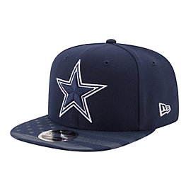 Dallas Cowboys New Era Flag Tone 9Fifty Cap