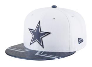 Dallas Cowboys New Era 2017 Draft Mens Onstage 59Fifty Cap