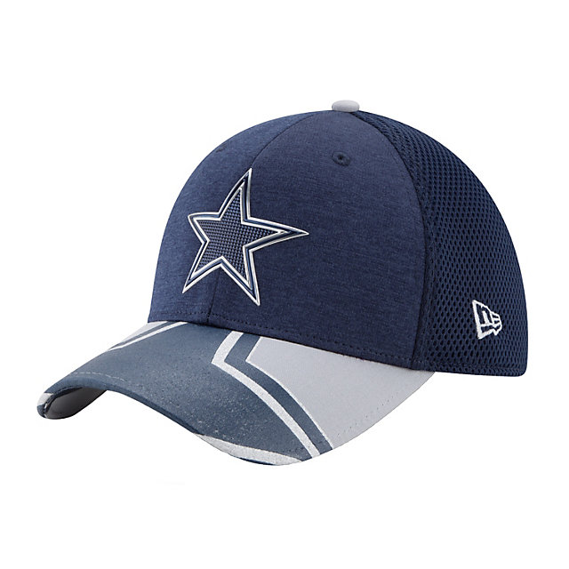 Dallas Cowboys New Era 2017 Draft Mens Onstage 39Thirty Cap
