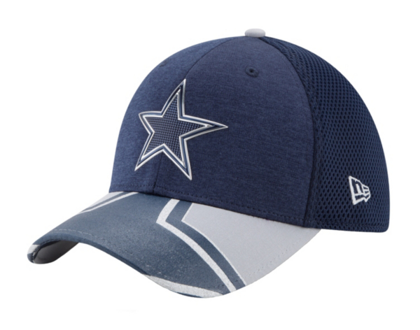 Dallas Cowboys New Era 2017 Draft Mens Onstage 39Thirty Cap