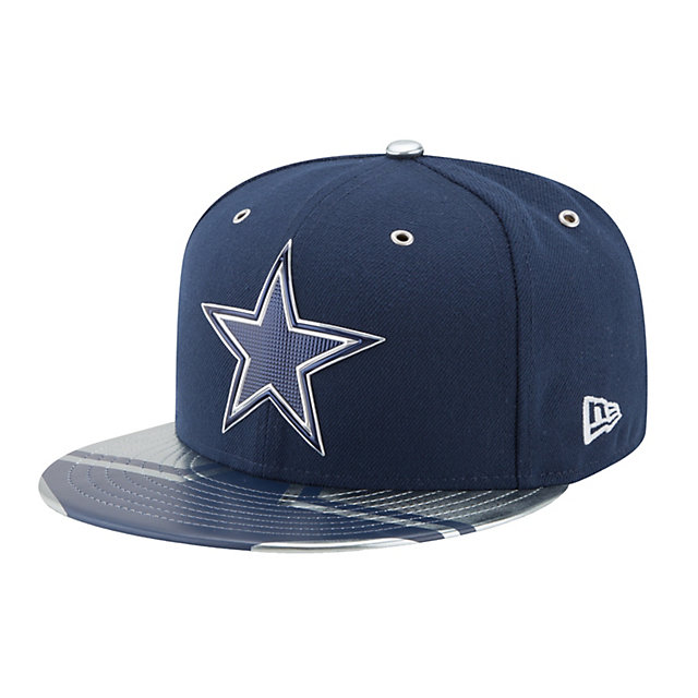 Dallas Cowboys New Era 2017 Draft Mens Spotlight 59Fifty Cap