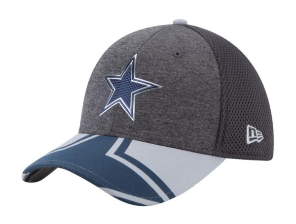 Dallas Cowboys New Era 2017 Draft Mens Spotlight 39Thirty Cap