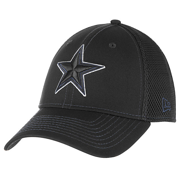 Dallas Cowboys New Era Shock Stitch Neo 39Thirty Cap
