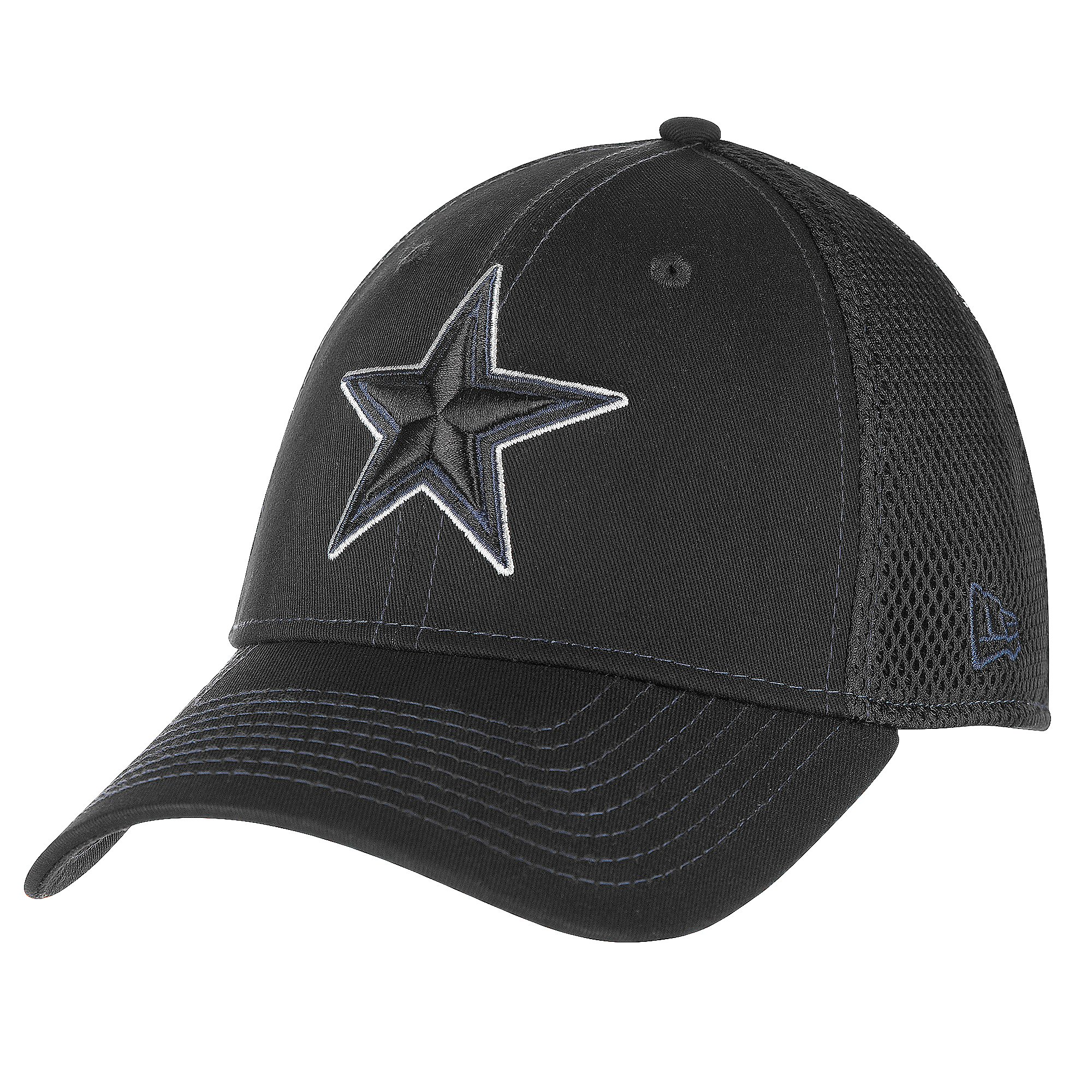 Dallas Cowboys New Era Shock Stitch Neo 39Thirty Hat