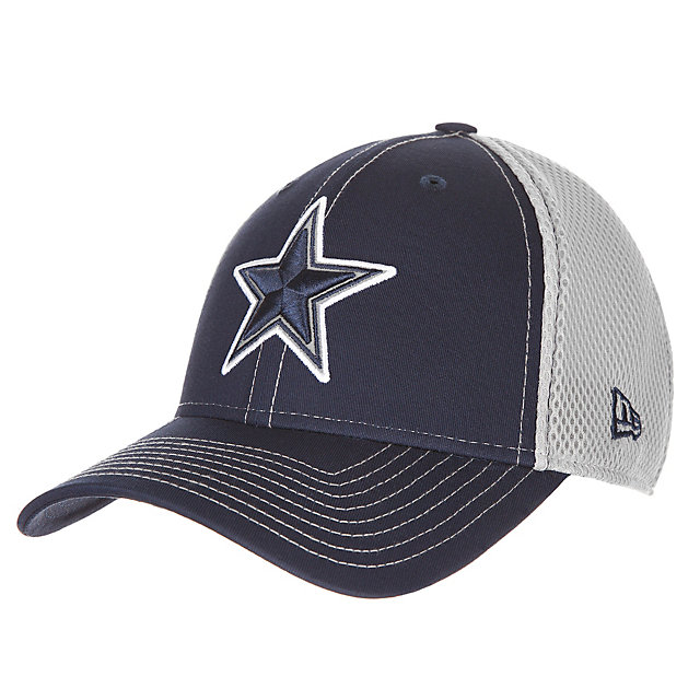Dallas Cowboys New Era Pop Flect 39Thirty Cap