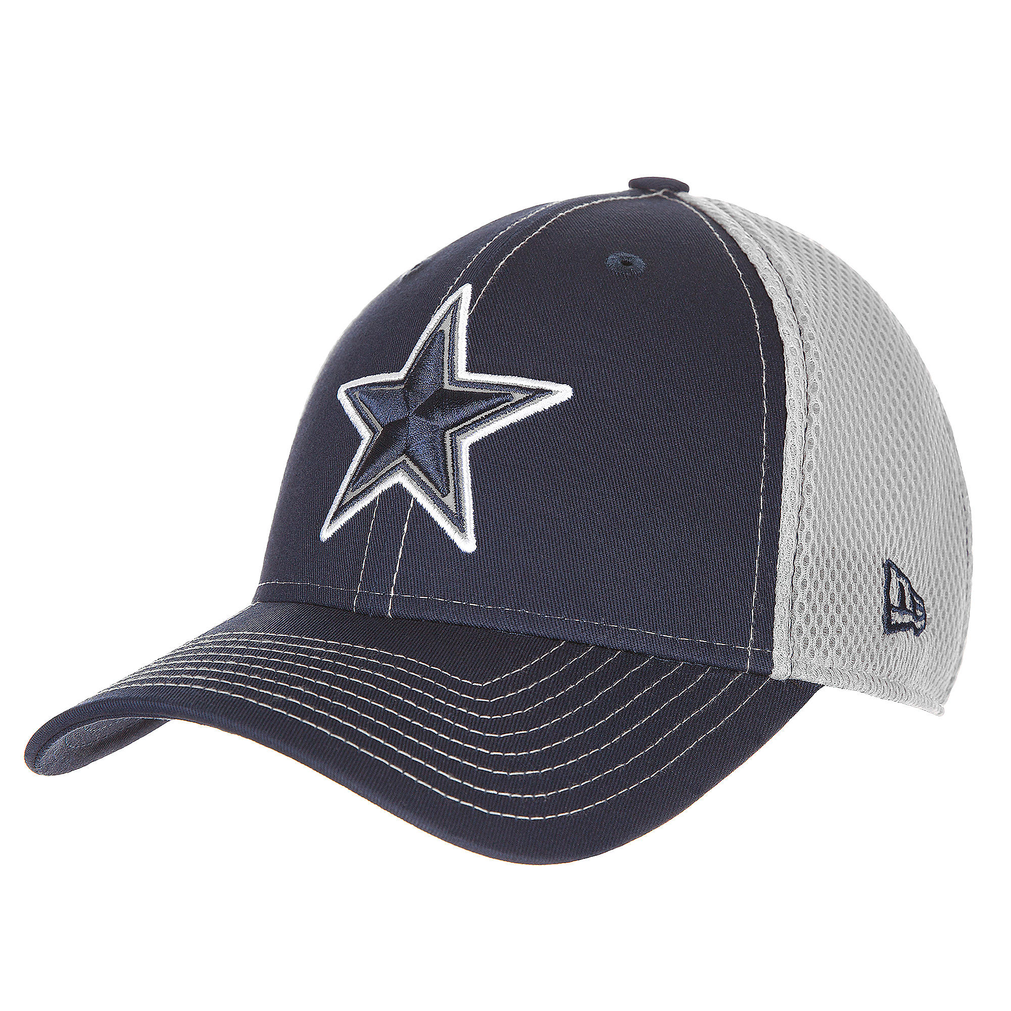Dallas Cowboys New Era Pop Flect 39Thirty Cap