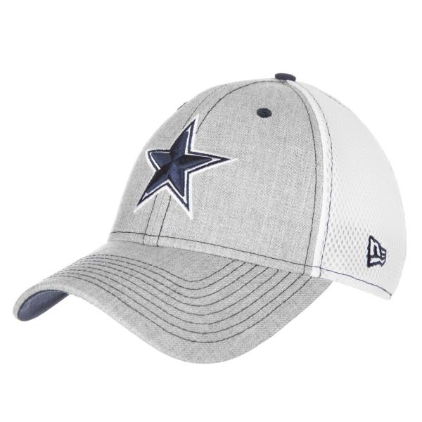 Dallas Cowboys New Era Heathered Neo 2 39Thirty Cap