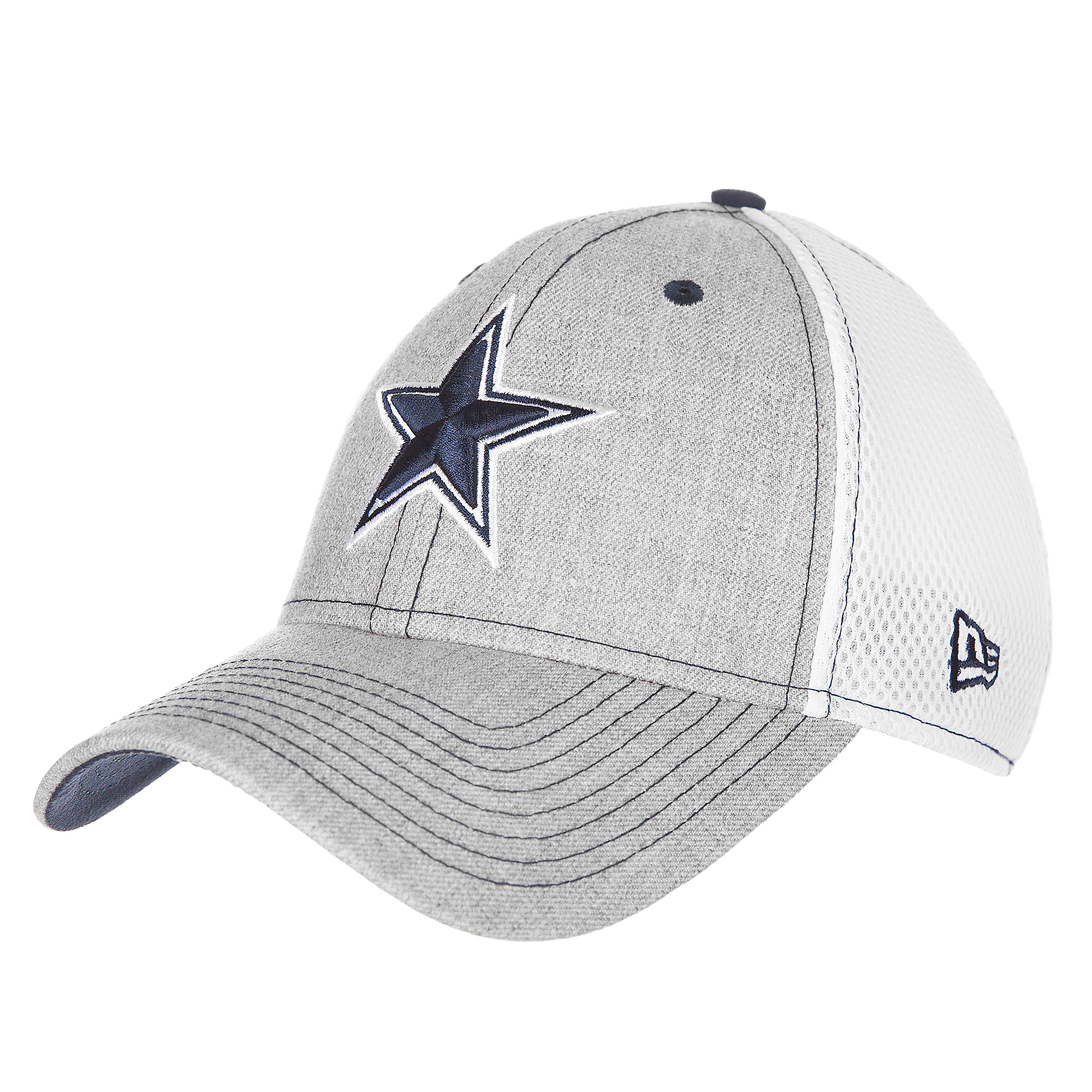 Dallas Cowboys New Era Heathered Neo 2 39Thirty Cap