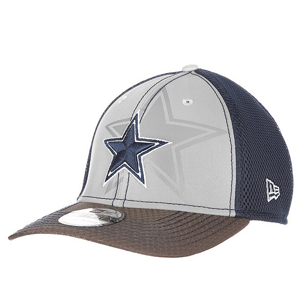 Dallas Cowboys New Era Flashed Front Neo 2 39Thirty Cap