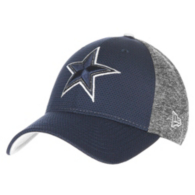 Dallas Cowboys New Era Fierce Fill 39Thirty Cap