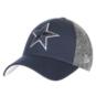 Dallas Cowboys New Era Fierce Fill 39Thirty Cap