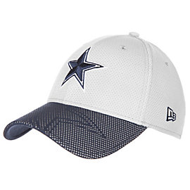 Dallas Cowboys New Era Visor Maze 39Thirty Cap