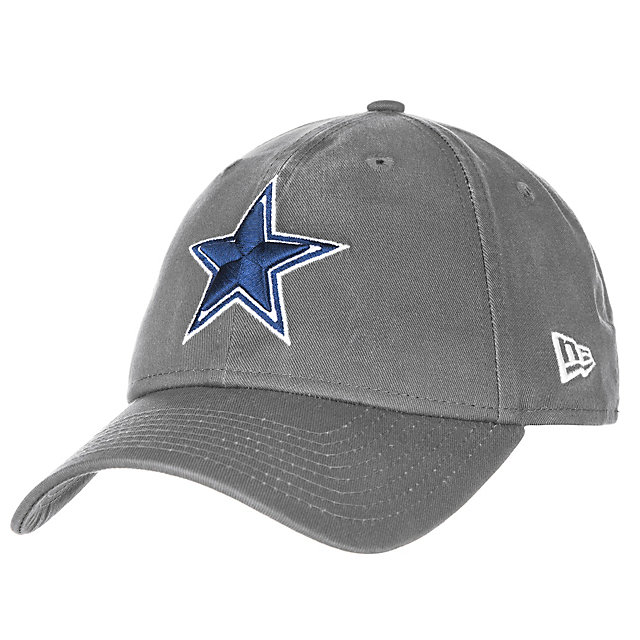 Dallas Cowboys New Era Core Fit 49Forty Cap