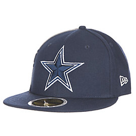 Dallas Cowboys New Era Panel Flect 59Fifty Hat