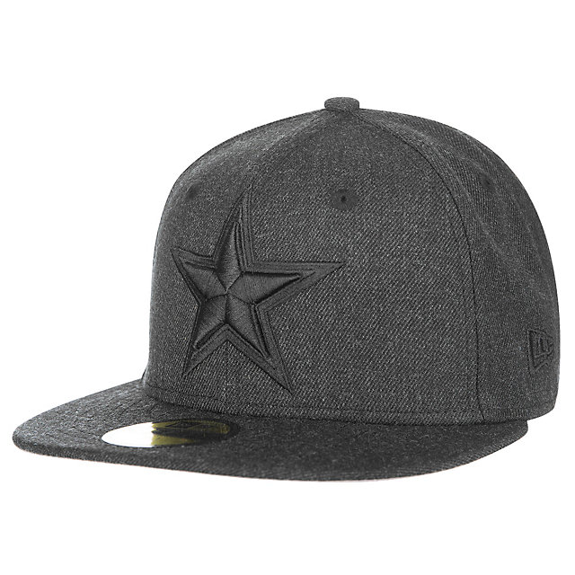 Dallas Cowboys New Era Total Tonal Fitted 59Fifty Cap