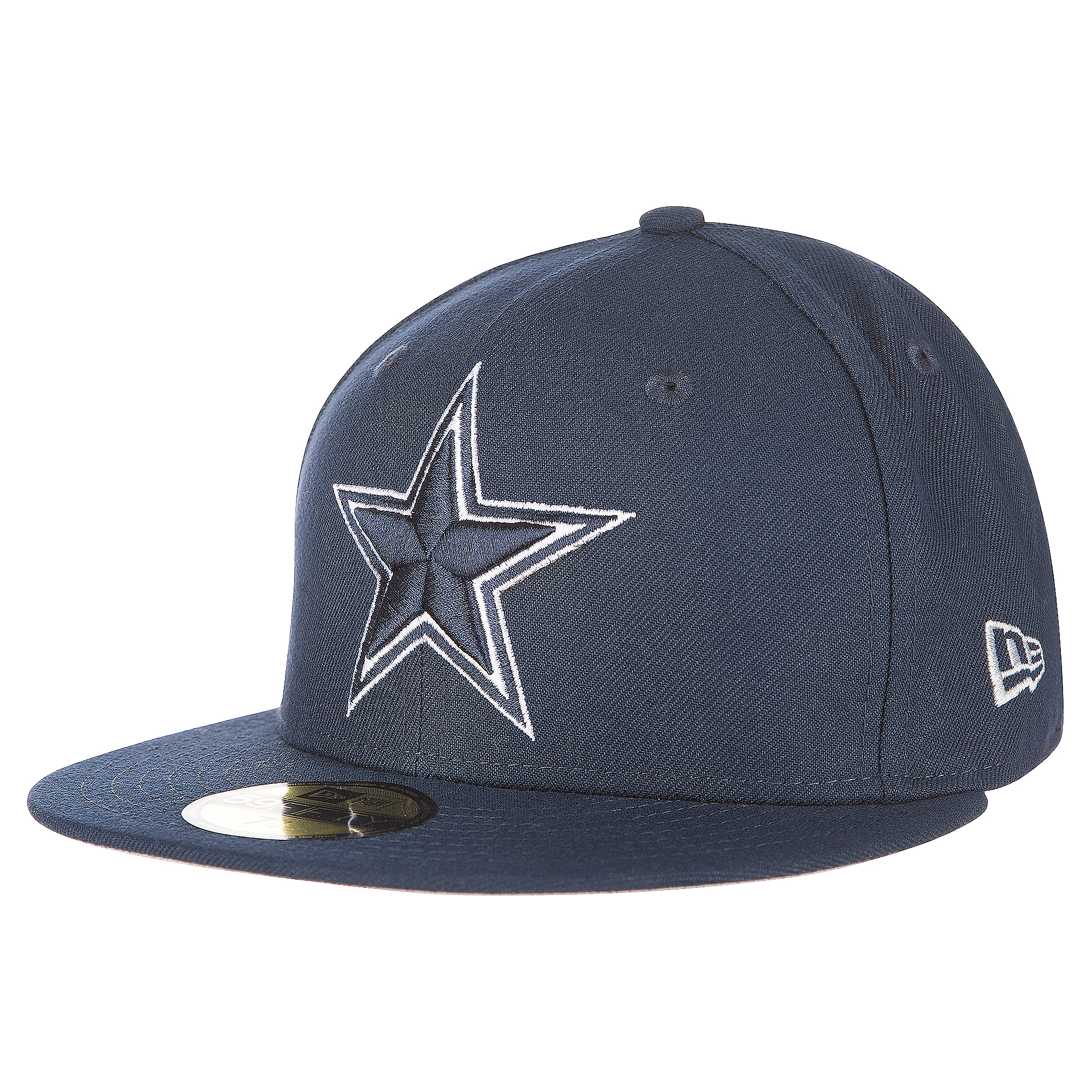 Dallas Cowboys New Era Golden Hit Fitted 59Fifty Cap