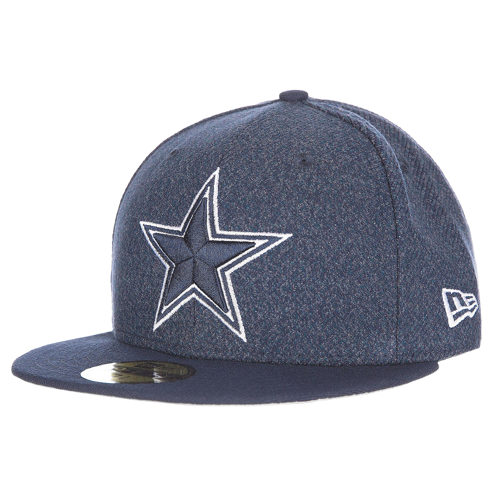 Dallas Cowboys New Era Classic Trim Fitted 59Fifty Cap