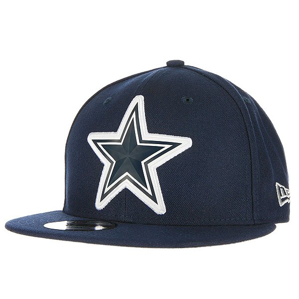 Dallas Cowboys New Era Bold Bevel 9Fifty Cap