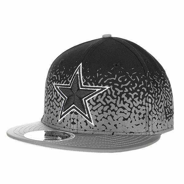 Dallas Cowboys New Era Speckle Rise 9Fifty Cap