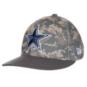 Dallas Cowboys New Era Classic Trim Snap 9Fifty Cap