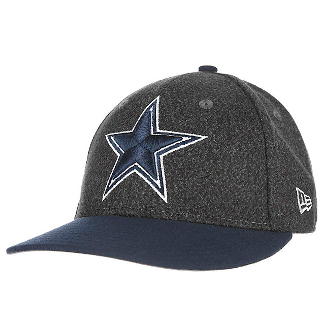 Dallas Cowboys New Era Classic Trim Snap 9Fifty Cap