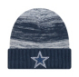 Dallas Cowboys New Era Team Snug Knit Hat