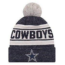 Dallas Cowboys New Era Toasty Cover Knit Hat