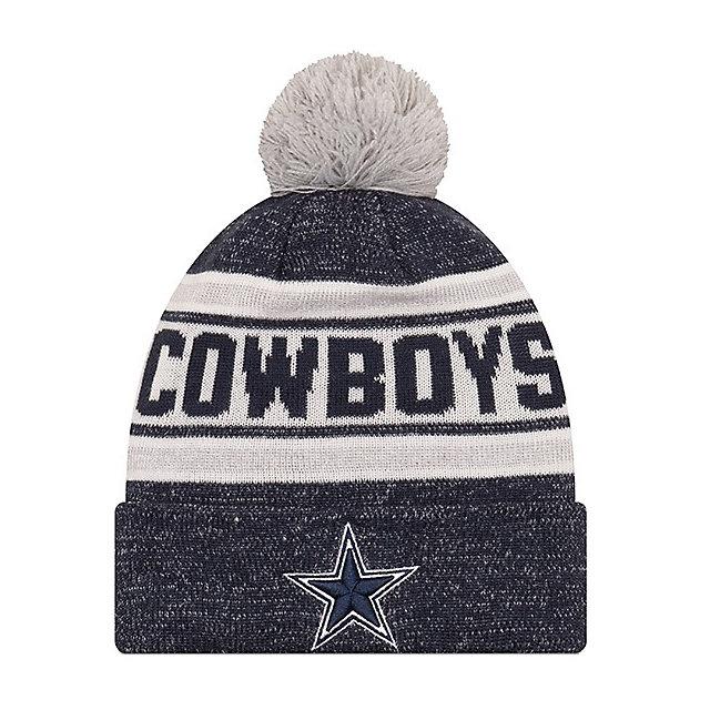 Dallas Cowboys New Era Toasty Cover Knit Hat