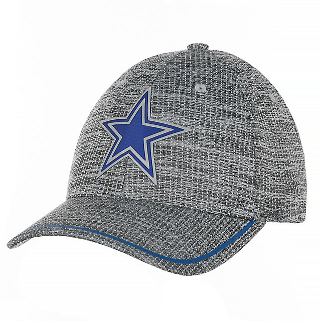 Dallas Cowboys Shock Blue Mesa Cap