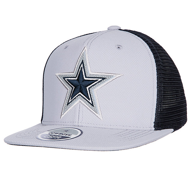 Dallas Cowboys Salado Flat Brim Cap