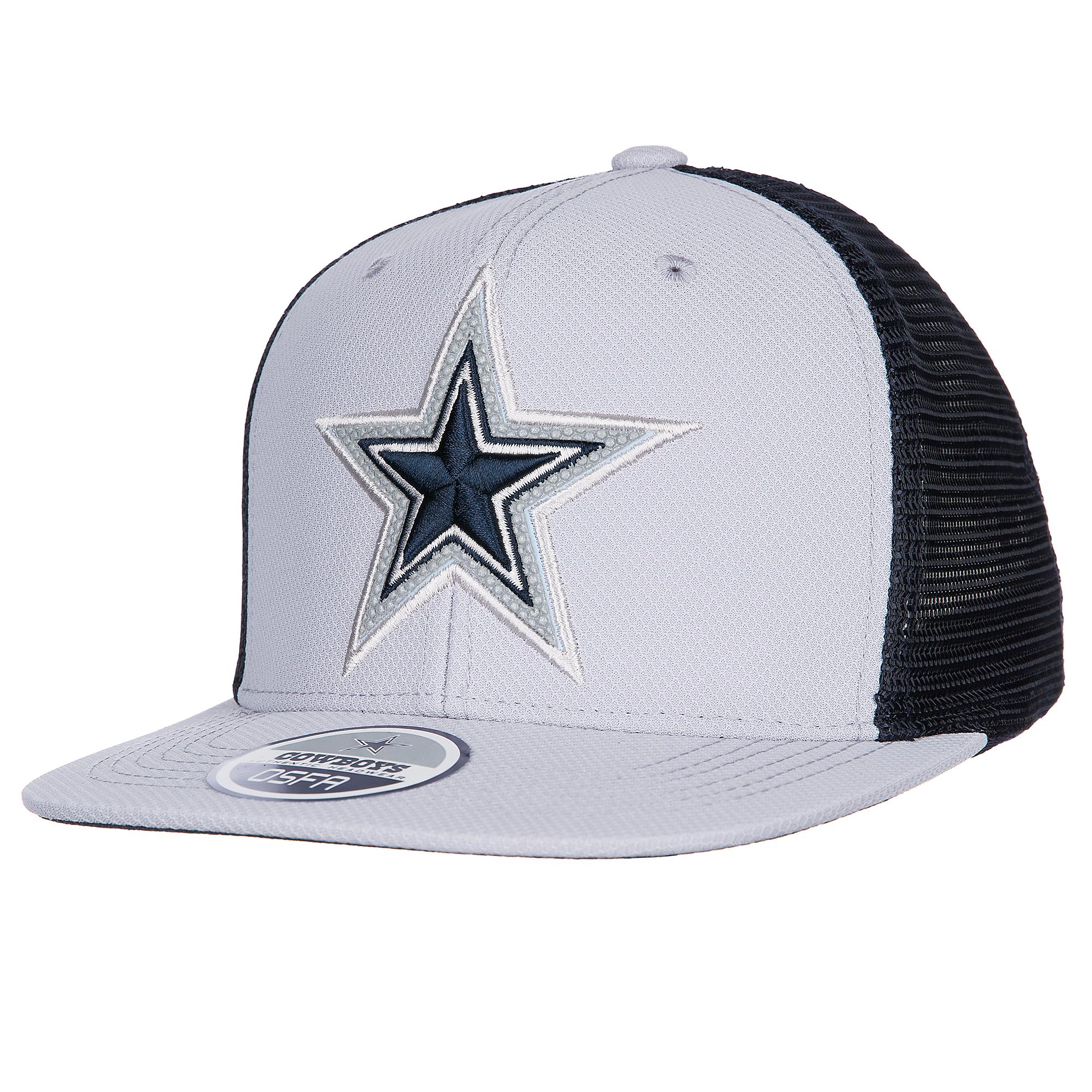 Dallas Cowboys Salado Flat Brim Cap