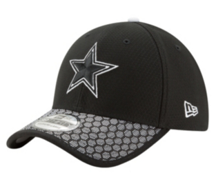Dallas Cowboys New Era Fan Gear Sideline 39Thirty Cap
