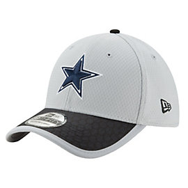Dallas Cowboys New Era Fan Gear Sideline 39Thirty Cap